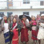 Distribution of Blankets and Tents in NEPAL