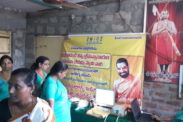 Women Health Camp