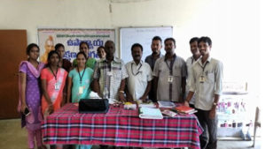 June Month Report from Blind School