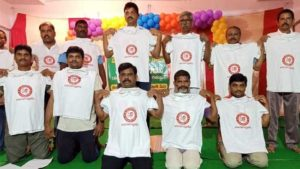 Yoga training camp for Auto Drivers1 copy