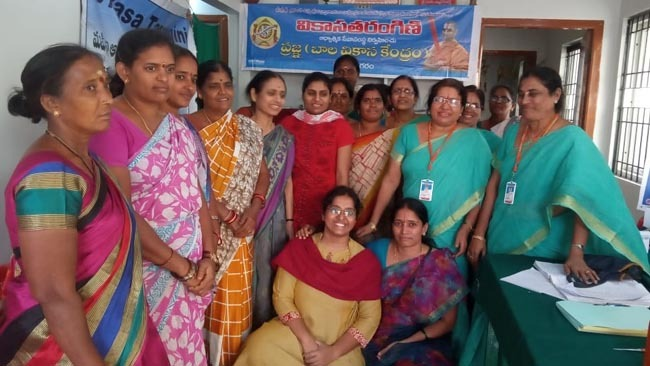 Mahilaarogya Vikas conducted Medical Camp at Vizianagaram
